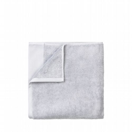 Bathroom Guest Hand Towels - Set Of 2 - Cloud Grey